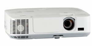 Sanyo's Entry Level Data Projector Is Built For Small Presentations