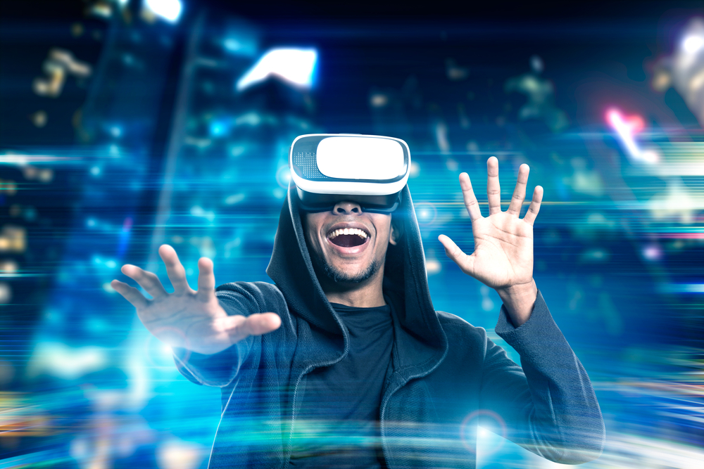 Vr And Gaming Gear Bring Your Office Christmas Social To Life