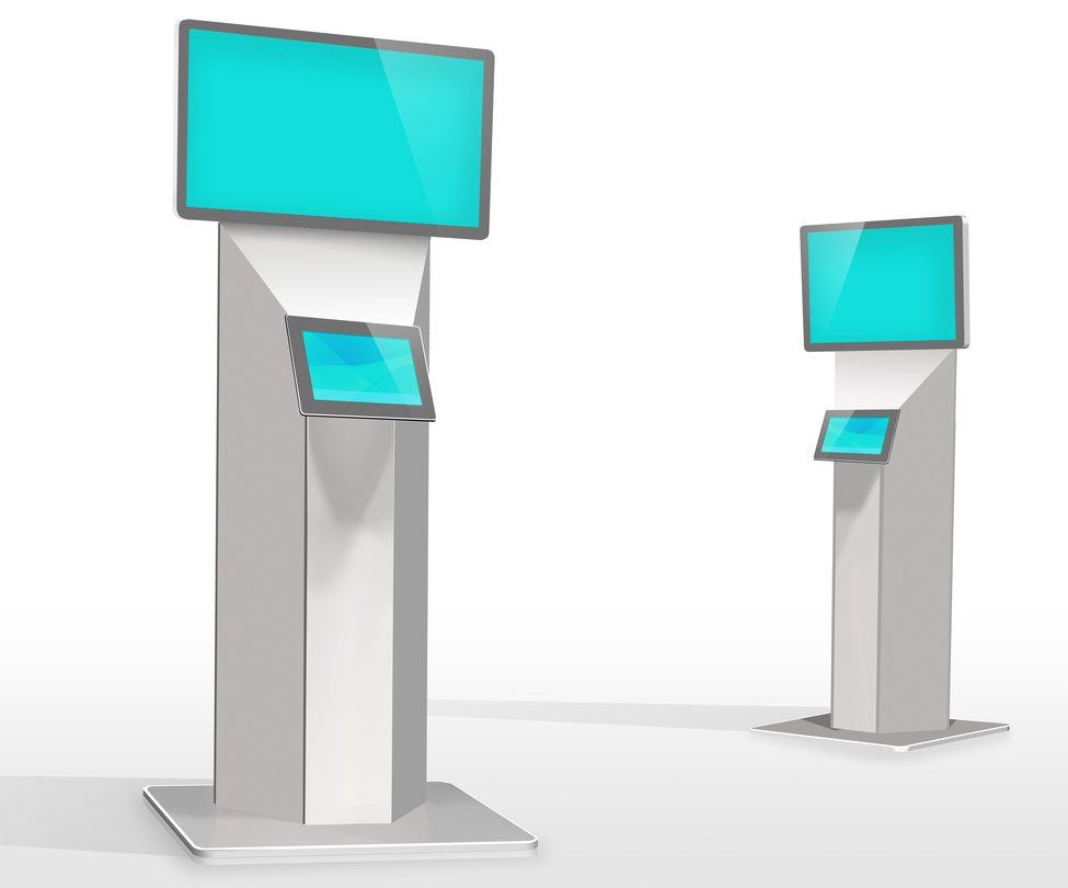 Interactive Kiosks Bring Style And Function To Any Business Event