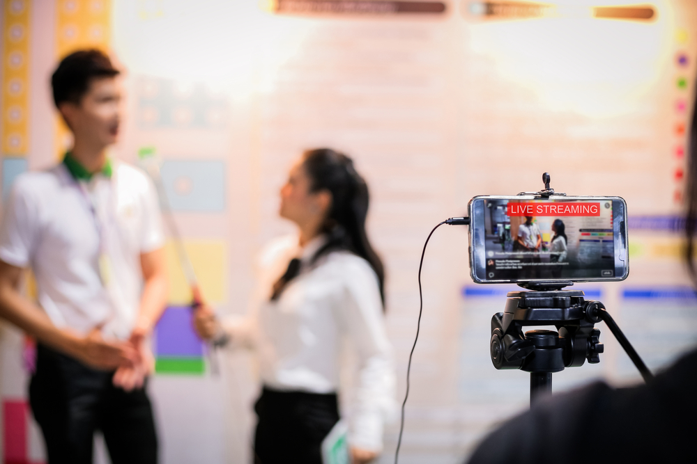 5 Tips For Live Video Streaming Content That Makes An Impact