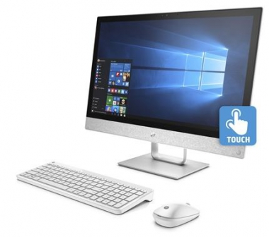 HP Pavilion All-in-One Touchscreen Desktop PC